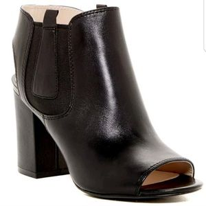 Cole Haan leather bootie